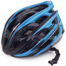 【S226】CORSA/酷萨 极速魅影公路盔 自行车头盔一体成型技术 带LED警示尾灯  可调节滑行器头盔