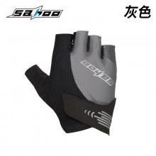 【411430】SAHOO鲨虎 硅胶掌垫 短指手套 新品上市