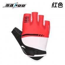【411429】SAHOO 鲨虎 海绵掌垫 短指手套 新品上市