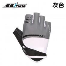 【411429】SAHOO 鲨虎 海绵掌垫 短指手套