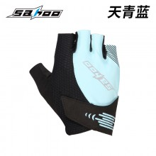【411430】SAHOO鲨虎 硅胶掌垫 短指手套