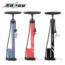 【321281-A】SAHOO鲨虎自行车打气筒 落地式打气筒 山地车打气筒  (新品)