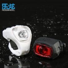 【71392】SAHOO鲨虎自行车尾灯USB充电夜骑灯(新品)