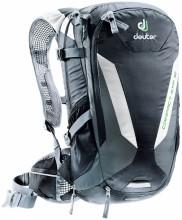 【32152】DEUTER多特 户外运动男女通用透气舒适自行车包双肩包背包(原配含防雨罩)特价