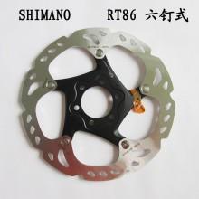 【ISMRT86M2】SHIMANO禧玛诺盒装行货SM-RT86  六钉180MM