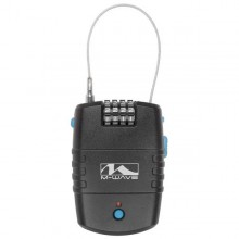 【M230054】德国M-Wave 4位密码锁 报警锁 自行车锁