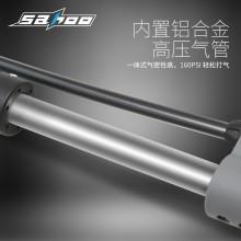 【311377】SAHOO鲨虎 自行车打气筒  中款立式打气筒