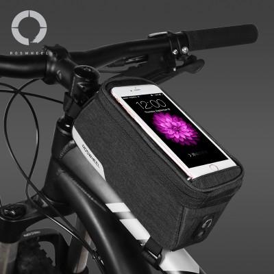 【121460】ROSWHEEL乐炫 ESSENTIAL 新乐活系列 自行车包上管包(新品)