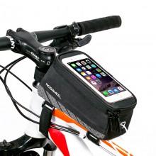 【12496】ROSWHEEL乐炫  影系列  手机上管包   自行车触屏手机包 第六代上市