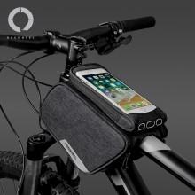 【121462】ROSWHEEL乐炫 ESSENTIAL 新乐活系列 自行车触屏上管包(新品)