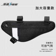 【122004】SAHOO 鲨虎新品 自行车车包 三角包