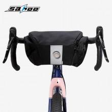 【112002】SAHOO 鲨虎 112002 自行车车头包带灯