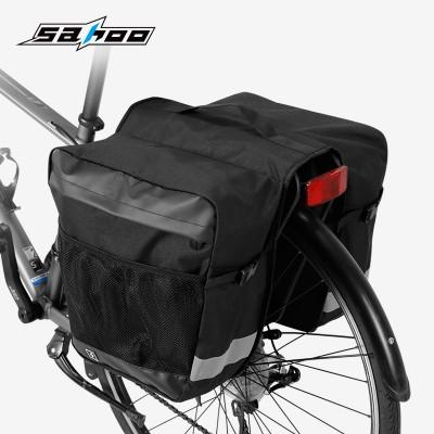 【142004】SAHOO 鲨虎 自行车车包 货架包
