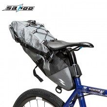 【131372-SA】SAHOO 鲨虎新品 自行车车包 全防水大容量尾包
