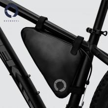 【121469-A】ROSWHEEL乐炫 ESSENTIAL 新乐活系列 自行车三角包新品皮质版