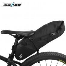 【131414L-A-SA】SAHOO 鲨虎 自行车包尾包 新品 大容量尾包