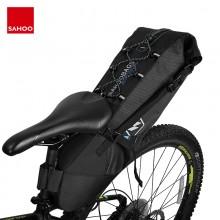 【131372-SA-A】SAHOO 鲨虎自行车车包 全防水大容量尾包