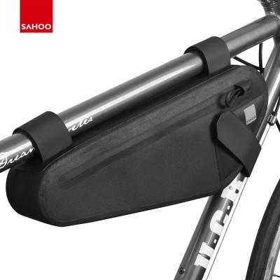 【122033】新品SAHOO品牌PRO系列全防水自行车三角包