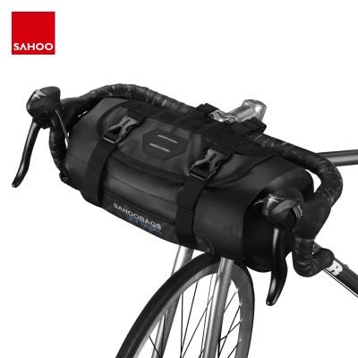 【111369-SA】SAHOO 鲨虎 自行车包车头包 此款产品仓库的货物是黑色内胆  如需蓝色内胆咨询业务