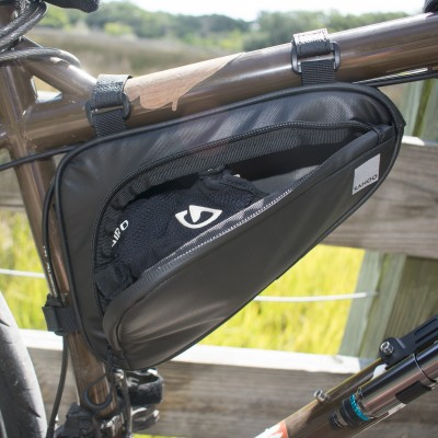 【122065】新品SAHOO品牌TRAVEL系列自行车车架包(后)