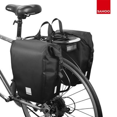 【142090S】新品SAHOO 鲨虎自行车包货架包