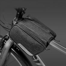 【121471】ROSWHEEL乐炫 ESSENTIAL 新乐活系列 自行车上管包