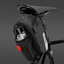 【131474】ROSWHEEL乐炫 ESSENTIAL 新乐活系列 自行车尾包带灯 (新品)