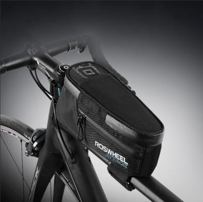 【121370】ROSWHEEL乐炫 ATTACK硬汉系列 自行车包上管包 防水包 新品