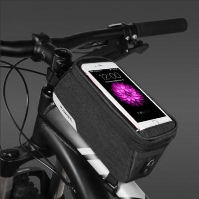 【121460】ROSWHEEL乐炫 ESSENTIAL 新乐活系列 自行车包上管包
