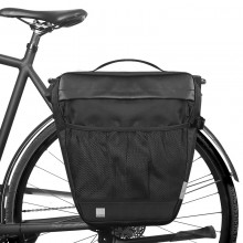 【142004】SAHOO 鲨虎 自行车车包 货架包 驮包