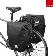【142088】新品SAHOO 鲨虎自行车包货架包