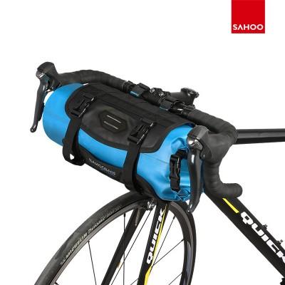 【111369-SA】SAHOO 鲨虎 自行车包车头包 此款产品仓库的货物是蓝色内胆 如需黑色内胆请咨询业务
