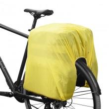 【14590】无logo 中性产品   轻量型驮包60L自行车3合1驮包赠防雨罩