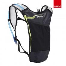 【15937】SAHOO鲨虎 自行车水袋背包户外骑行背包 5L送水袋