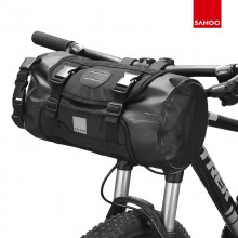 【111386】SAHOO 新品 自行车车头包 全防水车前包