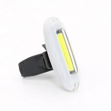 【71390】SAHOO鲨虎自行车尾灯USB充电夜骑灯