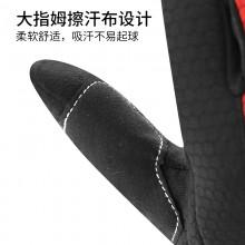 【421318】BOI冬季新款长指手套 防风防雨手套 减震防滑手套