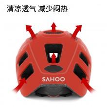 【91933】SAHOO新品儿童头盔